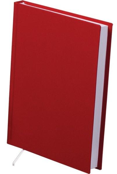 Ежедневник недатированный STRONG. A5 288 стр. красный(BM2022-05)