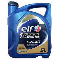 Evolution Fulltech LSX 5W-40 (Моторное масло Синтетика 5Л ) ( ACEA C3, VW 502.00/505.01) Франция 194892