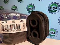 Резинка крепления глушителя Renault Trafic 1.9dCi+2.0dCi+2.5dCi Bosal (Бельгия) 255-036