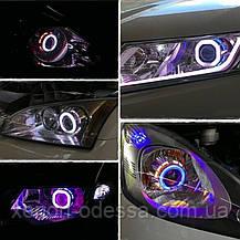 """Маска для ксеноновых линз G5 2.5"""" : Z262 Transformers c Ангельскими Глазками, фото 3"""