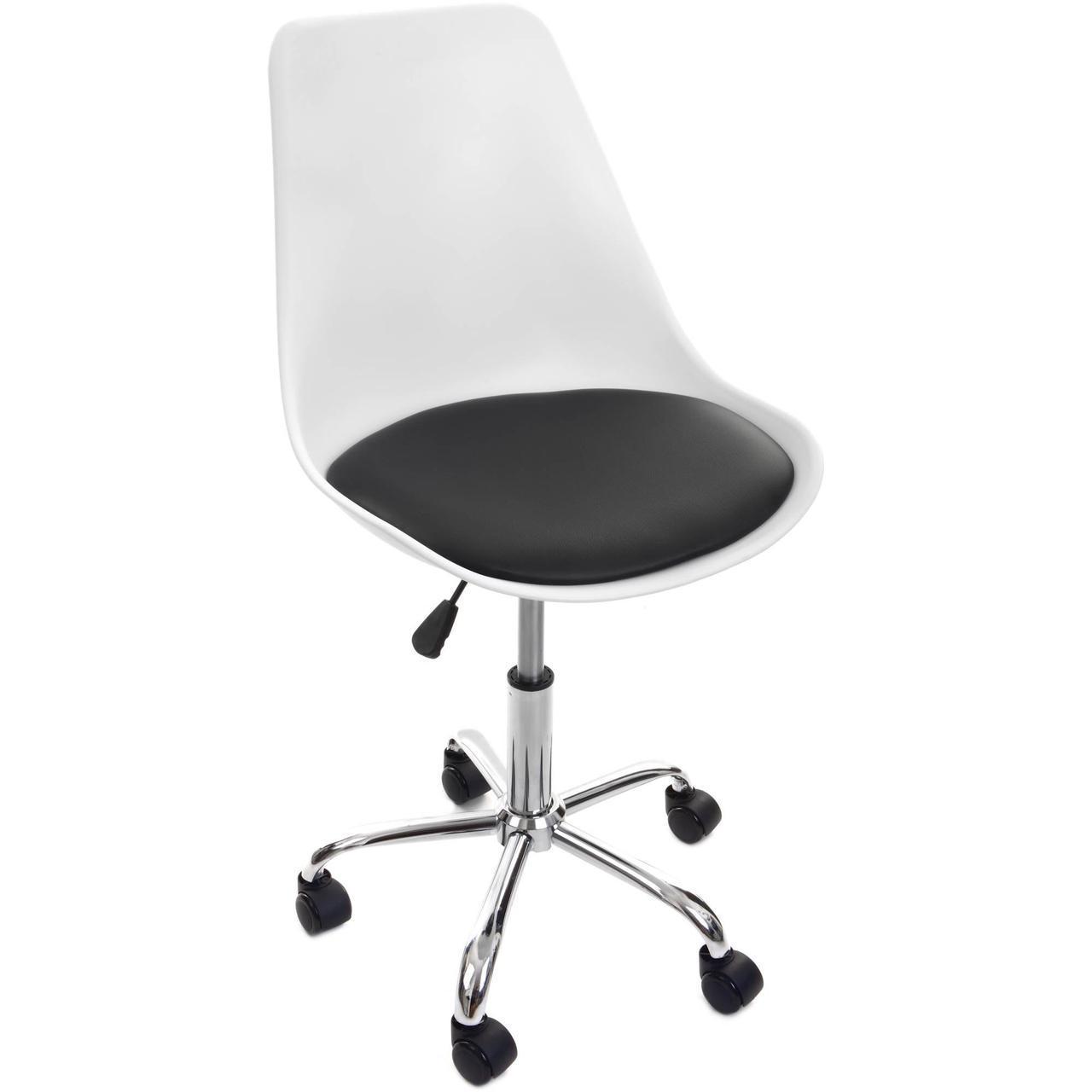 Кресло офисное Homart Senso белый с черным (9350)