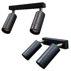 Светильник в стиле лофт с поворотным механизмом NL 1105-2 MSK Electric