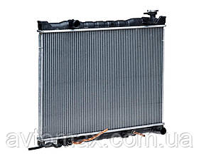 Радіатор охолодження Sorento 2.5 (06-) АКПП (LRc 081E3) Luzar