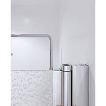 Штори на ванну Qtap Standard CRM407513APR Pear, фото 2
