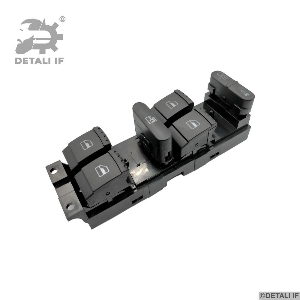 Passat B5 Кнопки стеклоподьемника Volkswagen 1J4959857D 1J4959857B 1J4959857