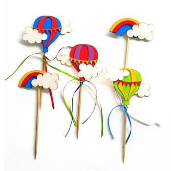 Декор в стиле воздушный шар