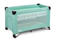 Детская кровать манеж Caretero Esti Mint