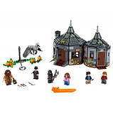 Конструктор LEGO Harry Potter Хатина Геґріда: порятунок Клювокрыла 496 деталей, фото 2
