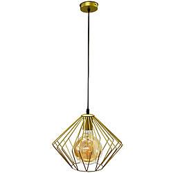 Світильник підвісний в стилі лофт NL 3023 G MSK Electric