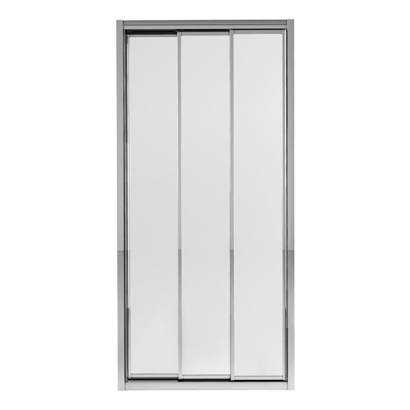 Душові двері в нішу Qtap Unifold CRM208.C4