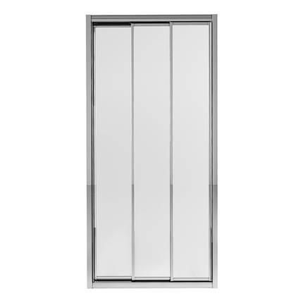 Душові двері в нішу Qtap Unifold CRM208.C4, фото 2