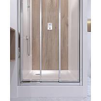 Душові двері в нішу Qtap Unifold CRM208.C4, фото 3