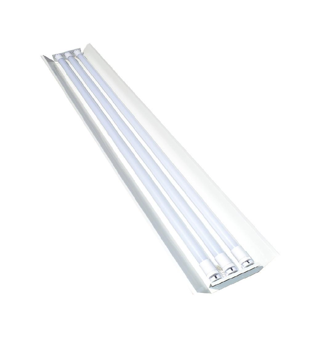 Світильник відкритий під три led лампи T8 СПВ 03-1200 MSK Electric