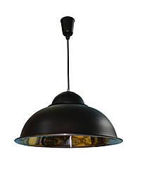 Светильник подвесной СП 3614 BK+CR MSK Electric
