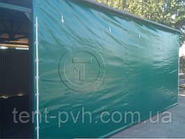 Стены ПВХ для склада, цеха, гаража 3,0*8,0 м