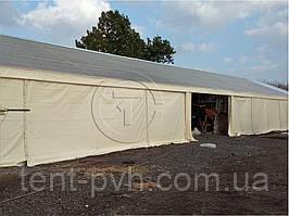 Завеса штора тент на производство 3,0*10,0 м
