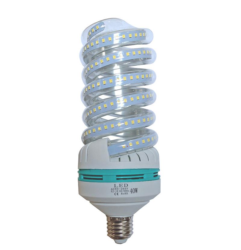 Лампа промышленная кукуруза 40W 6000K (HPBC-40-6000)