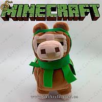 "Игрушка Лама из Minecraft - ""Llama"" - 30 см"