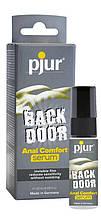 Расслабляющий анальный гель pjur backdoor Serum 20 мл, создает пленку, высококонцентрированный