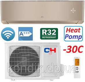 Кондиционер Cooper&Hunter SUPREME CH-S12FTXAM2S-GD Wi-Fi инвертор, фото 2