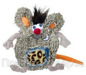 Trixie TX-34836 крыса  игрушка  для собак 17см - Планета товаров в Харькове