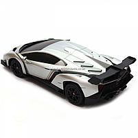Машинка игровая автопром на радиоуправлении Lamborghini veneno (ламборджини) (8808), фото 6