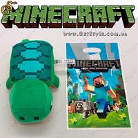 "Іграшка Черепаха Minecraft - ""Sea Turtle""- 21 см, фото 1"