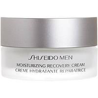 Shiseido Крем для лица мужской увлажняющий и восстанавливающий Men Moisturizing Recovery Cream