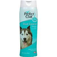 8in1 Shed Control Shampoo - Шампунь Контроль линьки  473 мл для собак