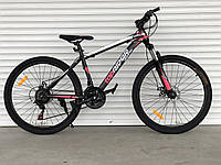"""Велосипед горный TopRider-611 колеса 26"""", рама 17"""", розовый, фото 1"""