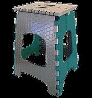 Стул раскладной Иструмент МП (1) высота 44.75 см, зеленый (CT-001)
