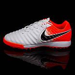 Сороконіжки Nike Tiempo X Legend VII Pro TF (39-45), фото 5