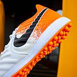 Сороконожки Nike Tiempo X Legend VII Pro TF (39-45), фото 3