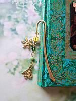 "Закладка для книг ""Новогодняя"", фото 1"