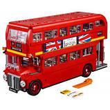 Конструктор LEGO Creator Expert Лондонській автобус 1686 деталей, фото 2
