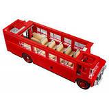 Конструктор LEGO Creator Expert Лондонській автобус 1686 деталей, фото 4