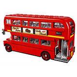 Конструктор LEGO Creator Expert Лондонській автобус 1686 деталей, фото 3