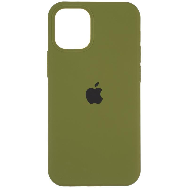Чехол Original Full Soft для iPhone 12 Mini Pinery Green
