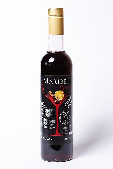 Сироп Глінтвейн Maribell 900 г