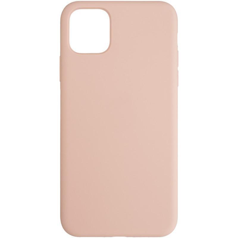 Чехол Original Full Soft для iPhone 11 Pink Sand (без логотипа)