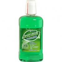 Ополаскиватель для полости рта Dentimint Fluoride Fresh Mint, 500 мл, Великобритания