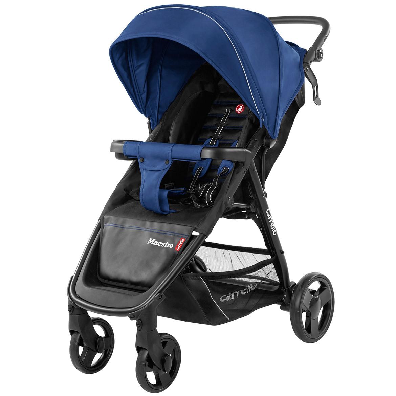 Прогулянкова коляска CARRELLO Maestro CRL-1414 Orient Blue +дощовик L /1/ MOQ