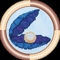 Набор для вышивания бисером Ракушка