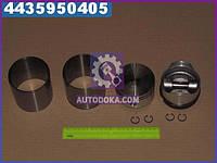 Гильзы цилиндра с поршнями KNORR, VOLVO B10,B12,FH12,FH16,FM7,FM12 c кольцами (пр-во VADEN)