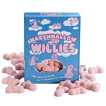 Маршмеллоу в виде члена Marshmallow Willies (140 гр)
