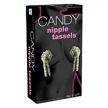 Съедобные пэстис Candy Nipple Tassels (60 гр)