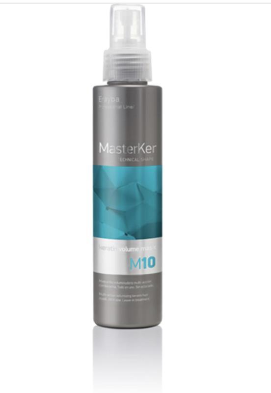 Маска для объема с кератином Erayba Masterker M10 Keratin Volume Mask 150 мл