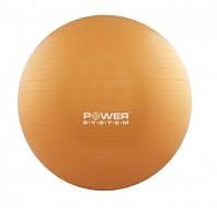 Мяч для фитнеса и гимнастики Power System PS-4013 75cm Orange SKL24-277264