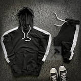 Спортивный костюм Весна-Осень, мужской спортивный костюм, спортивний костюм чоловічий, фото 2