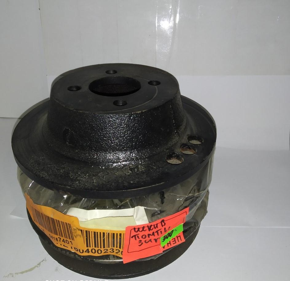 Шкив помпы Зил-130 (водяного насоса)